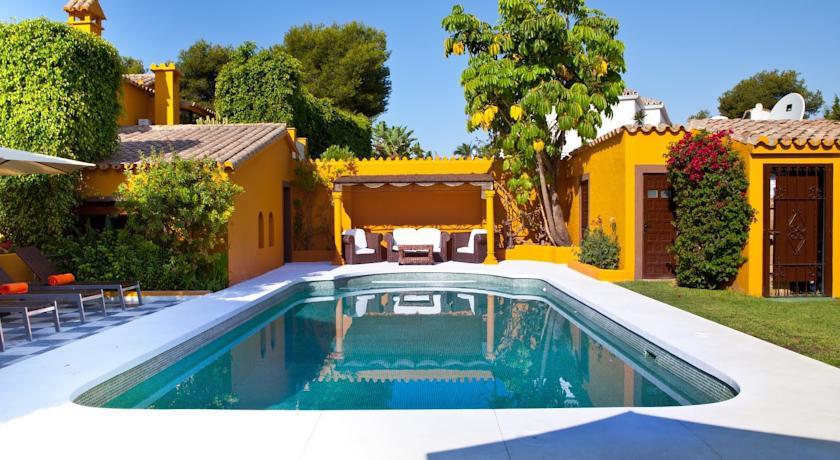 hotel con encanto en la playa costa marbella