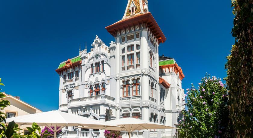hotel con encanto en la playa villa rosario