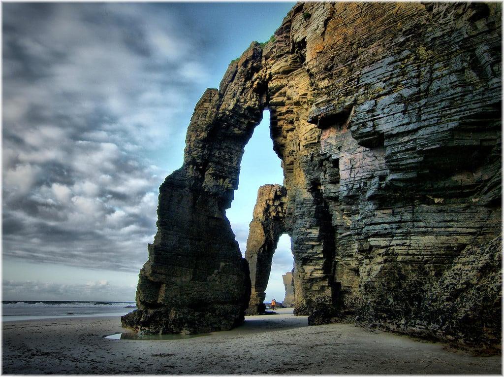 Playa de las Catedrales lugo