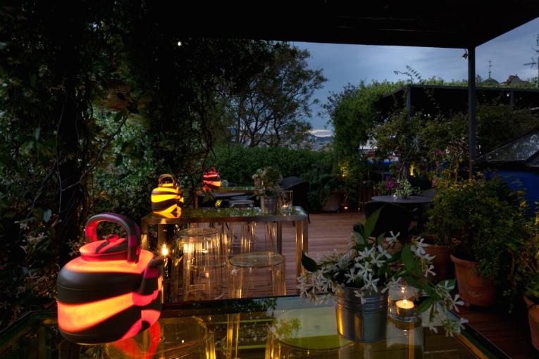 Top 5 terrazas en hoteles de barcelona 2015 for Hoteles con encanto bcn