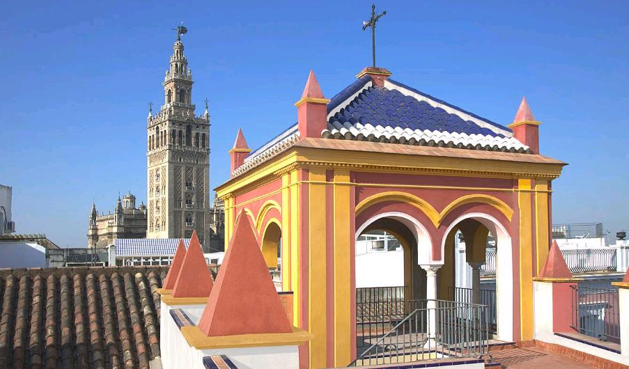 Hotel con encanto en Sevilla Palacio Pinillo