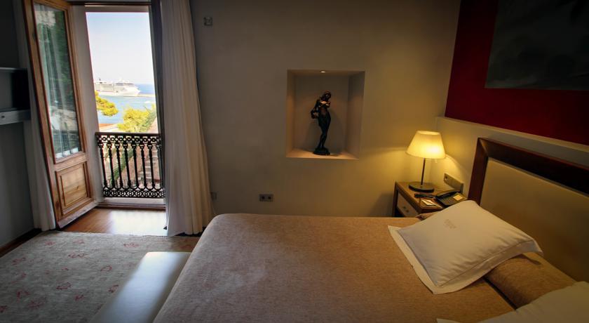 escpada con encanto en ibiza mirador habitacion