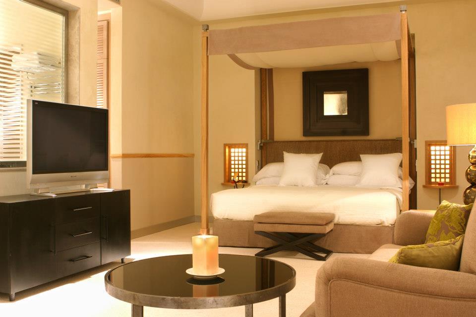 villa oniria spa en granada habitacion