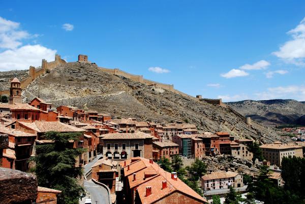 Pueblos con encanto Albarracin