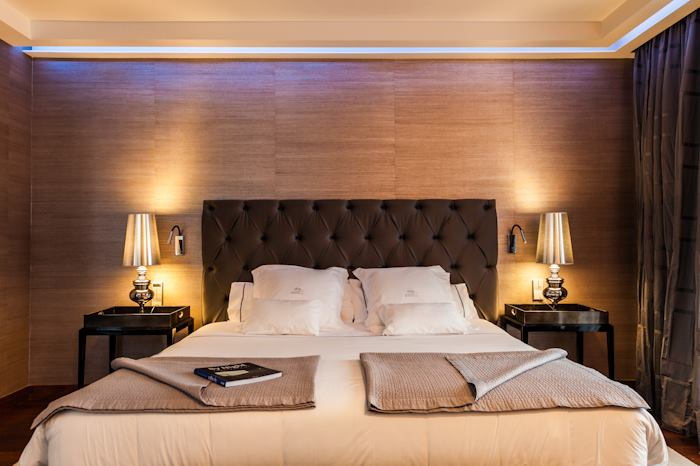 Hotel con encanto en islas cies vigo Nagari habitacion
