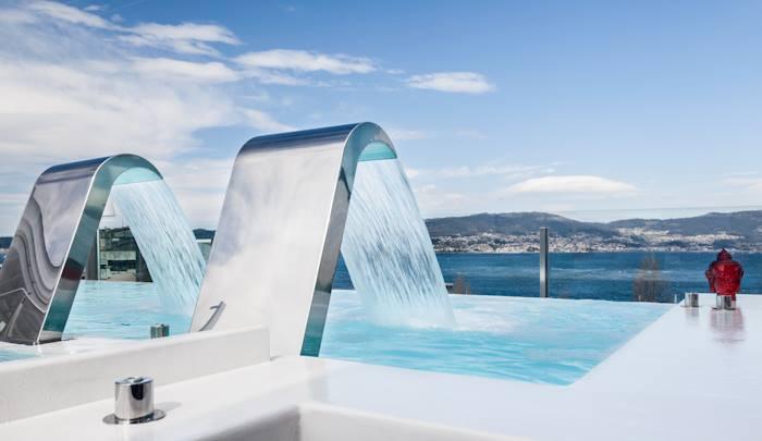 Hotel con encanto en islas cies vigo Nagari spa