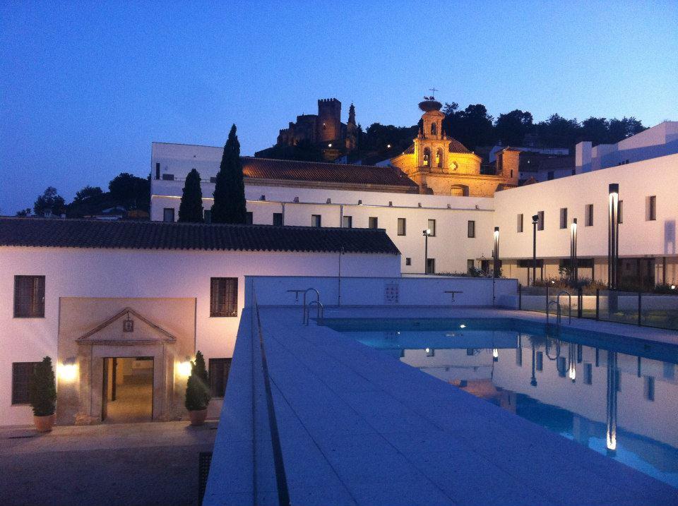 Hotel con encanto en la provincia de huelva convento aracena
