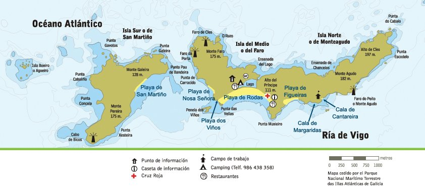 Playas Islas Cies