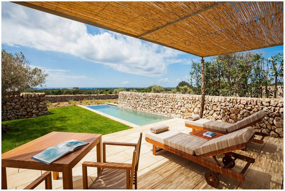 Top 5 espectaculares suites con piscina privada for Hoteles con piscina asturias