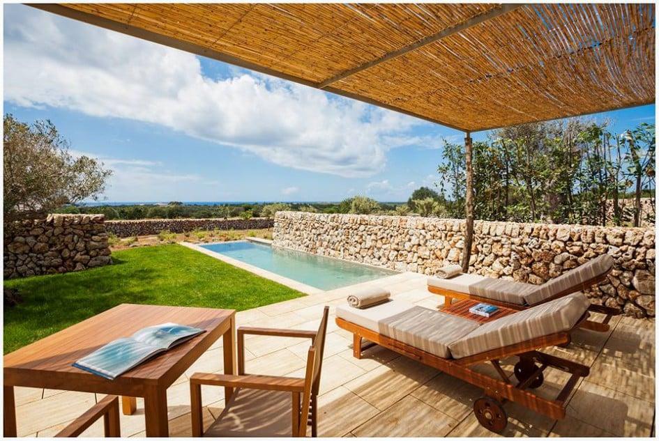Top 5 espectaculares suites con piscina privada for Hoteles en conil con piscina