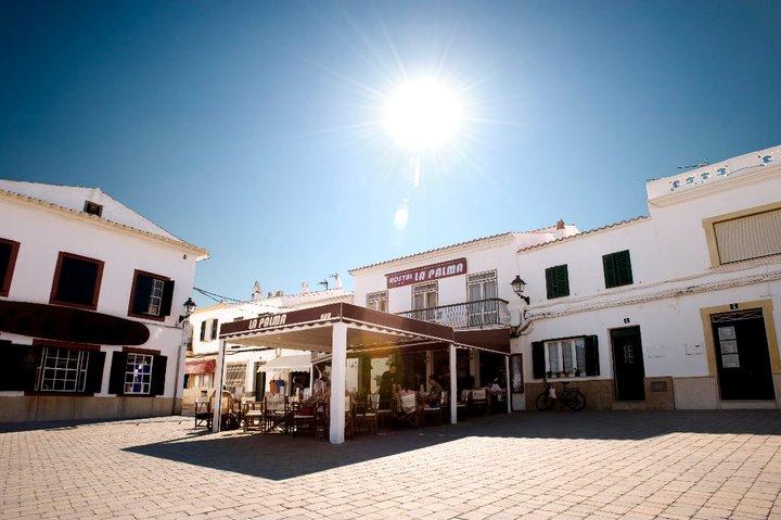 Hotel con encanto en Menorca hostal la palma