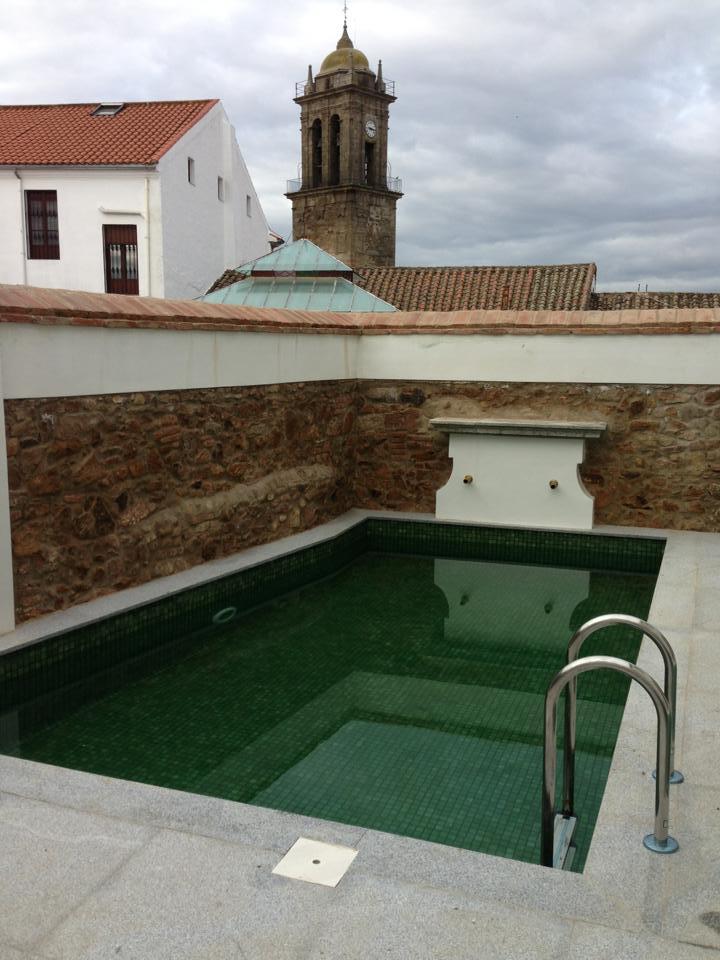 hotel la casa del medico piscina