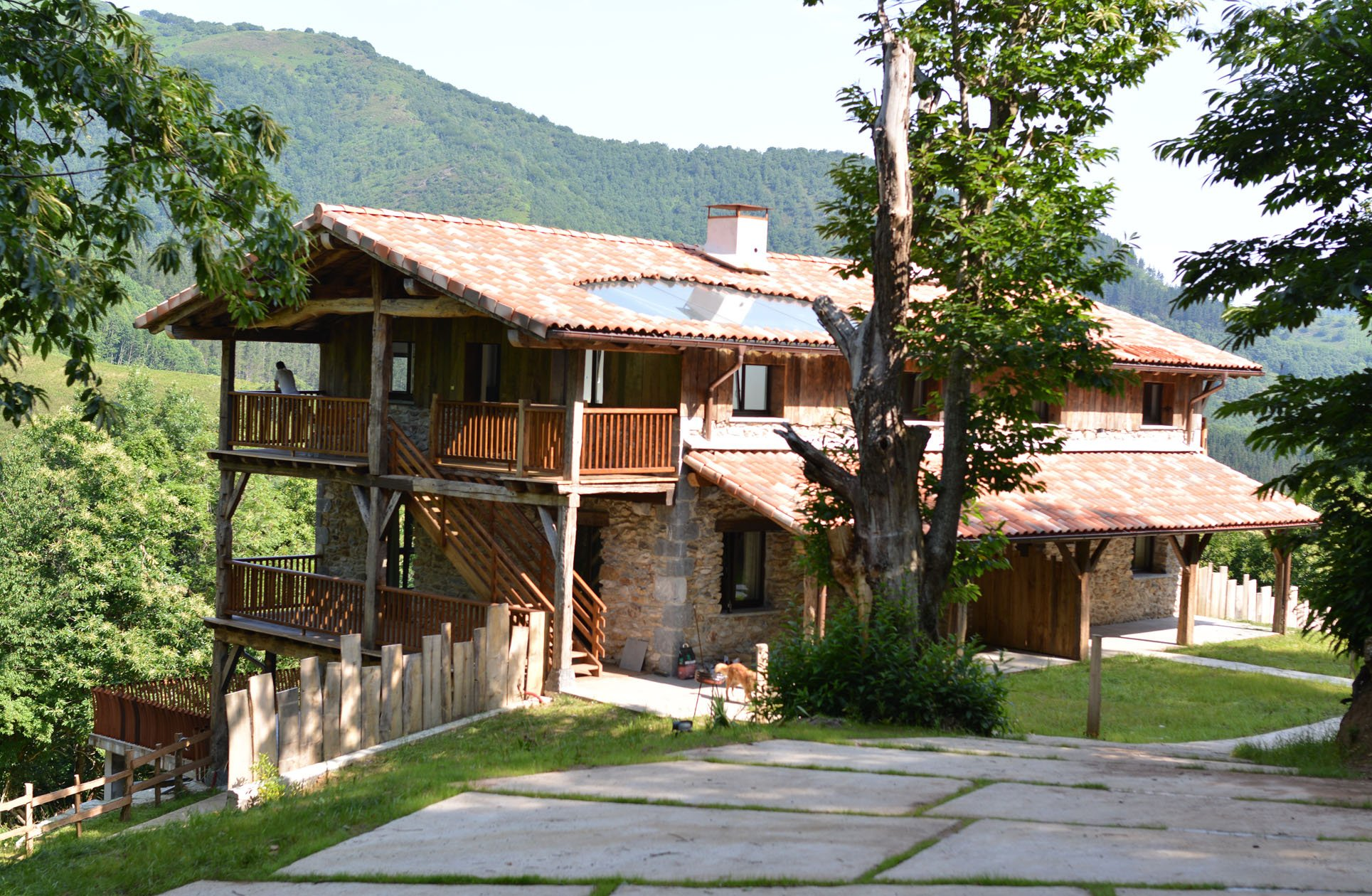 hoteles con encanto en la montaña