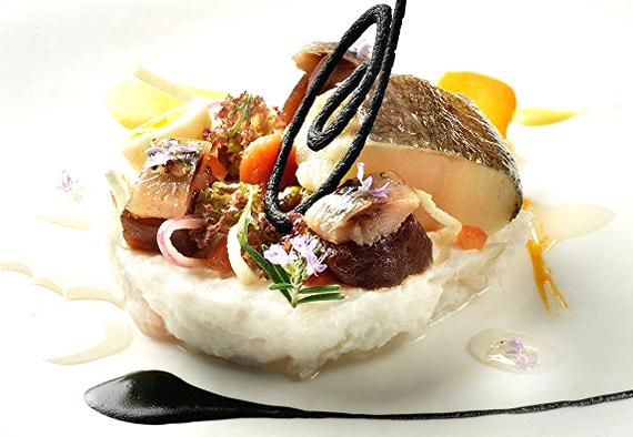 Top 5 hoteles con encanto con restaurante de estrella for Estrella michelin cocina