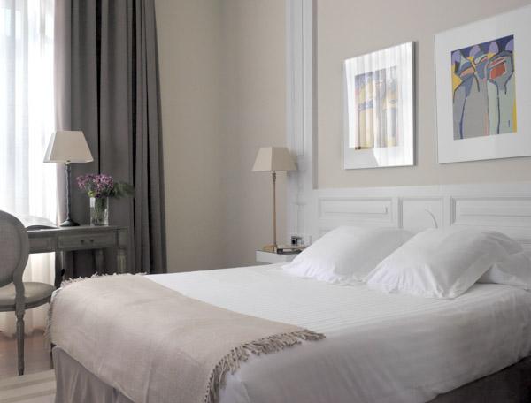 hotel con encanto en Ribadesella Villa Rosario habitacion