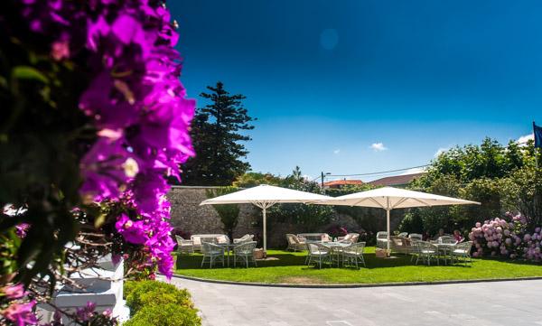 HOTEL CON ENCANTO EN RIBADESELLA Villa rosario jardin