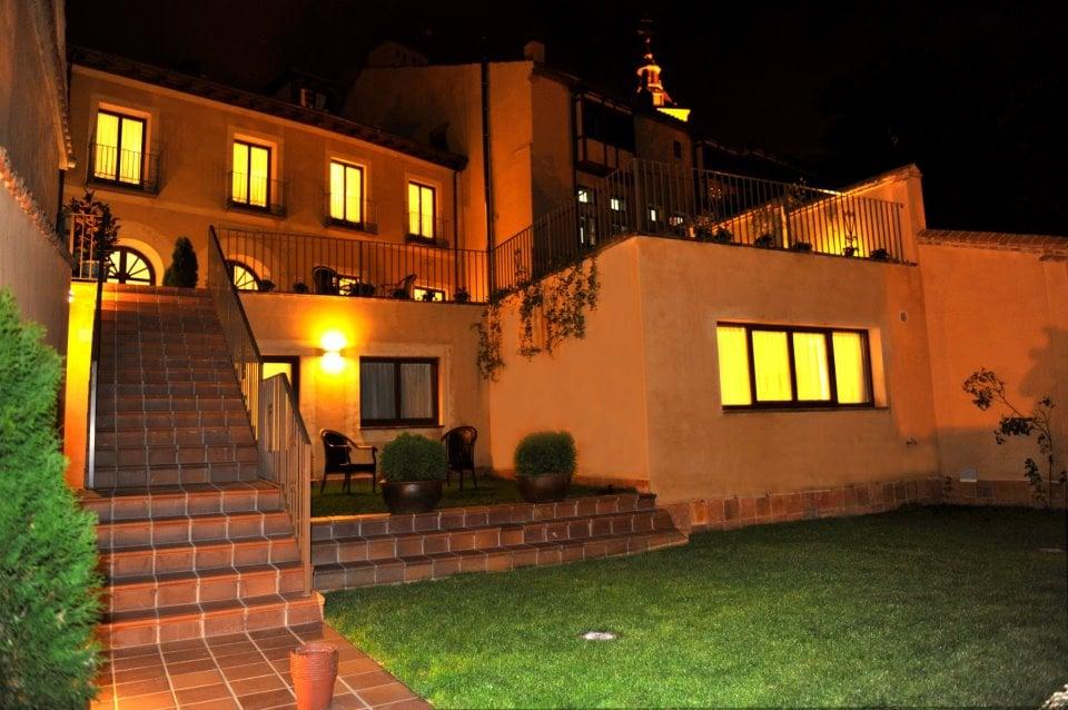 HOTEL CON ENCANTO EN SEGOVIA DON FELIPE