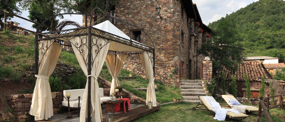 hoteles con encanto en la montaña el acebo de casa muria