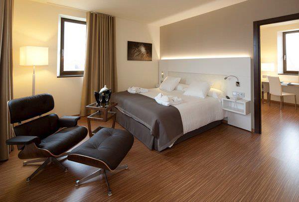 hotel con encanto en astorga via de la plata habitacion