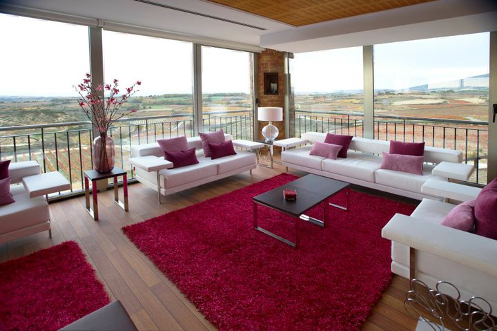 hotel con encanto en laguardia eguren ugarte salon