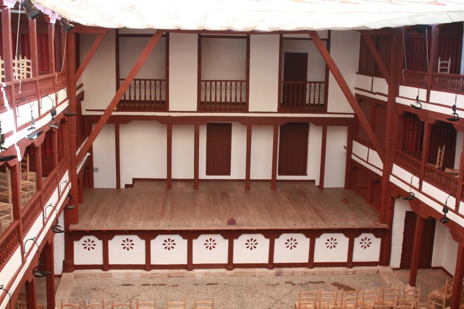 hoteles con encanto en Almagro