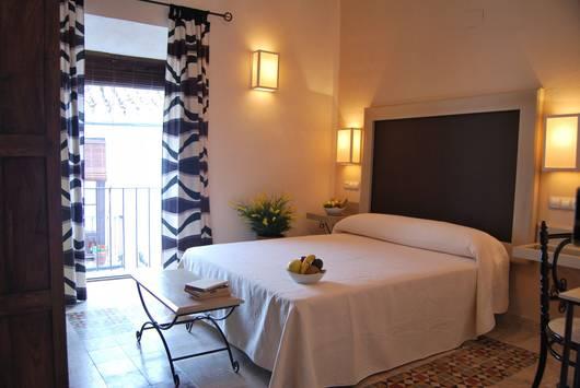 HOTEL CON ENCANTO EN ALMAGRO CASA GRANDE DE ALMAGRO HABITACION