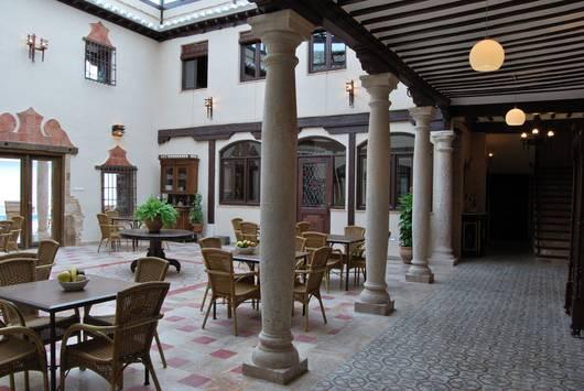 HOTEL CON ENCANTO EN ALMAGRO CASA GRANDE DE ALMAGRO