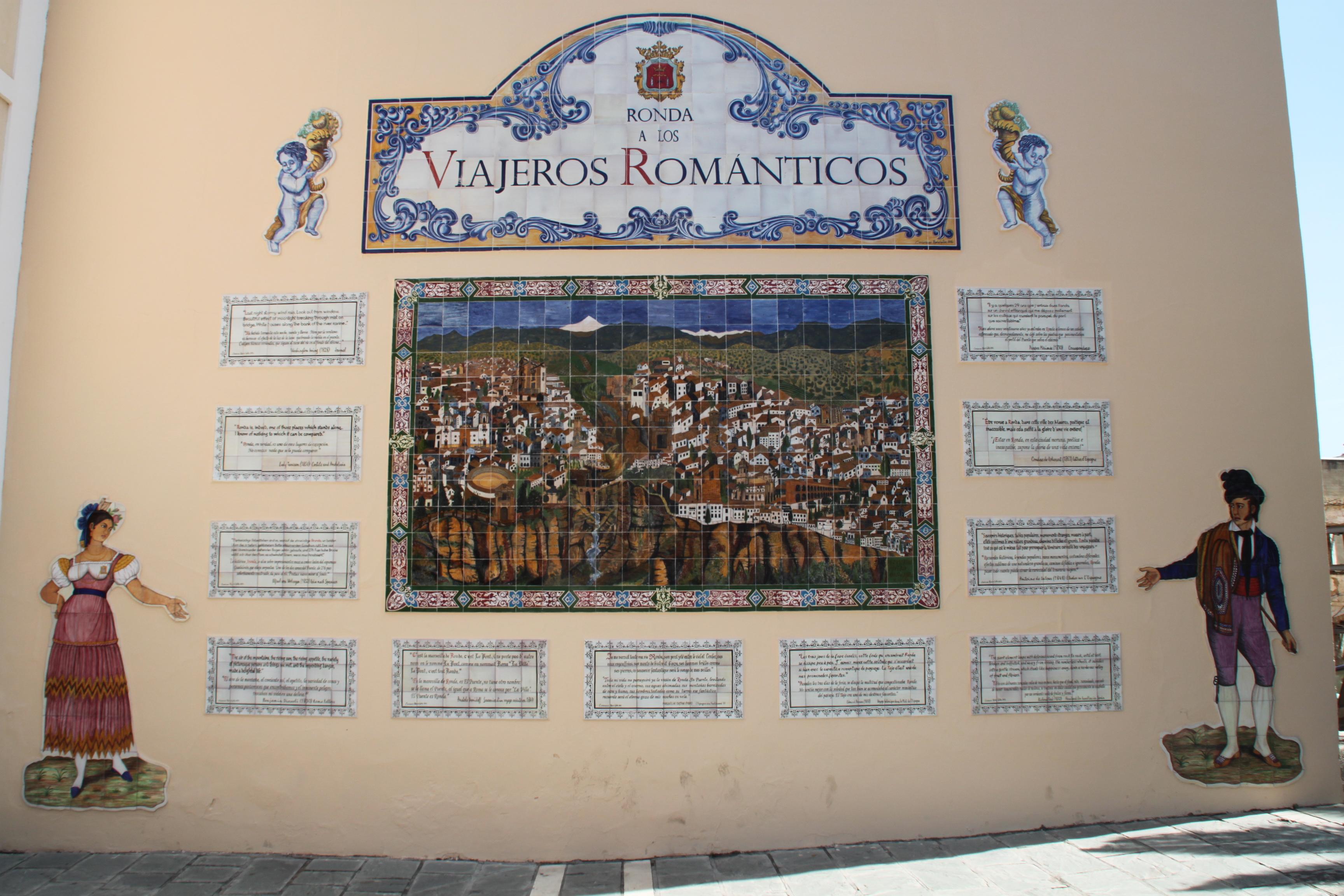 Ronda la ciudad de los viajeros rom nticos - Hotel en ronda con encanto ...
