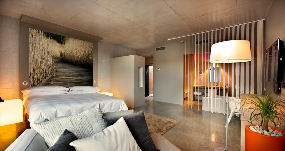 hotel con encanto en la Rioja Alavesa viura habitacion
