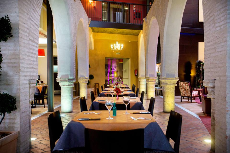 hotel con encanto monasterio benedictino restaurante