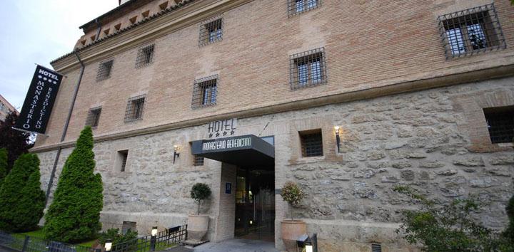 hotel con encanto monasterio benedictino