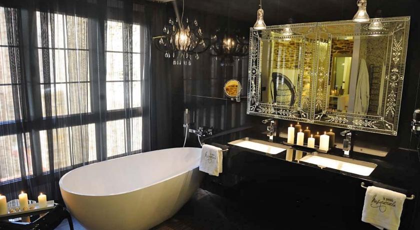 hoteles con bañeras romanticas mosqueruela