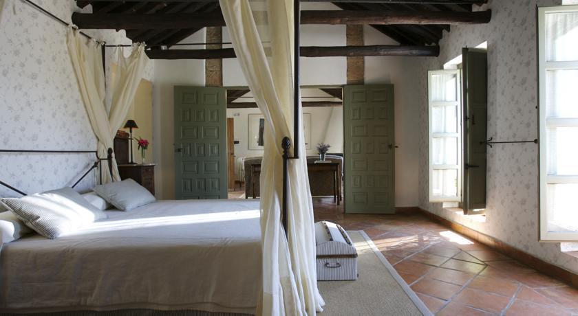 molino del arco hotel con encanto en ronda habitacion