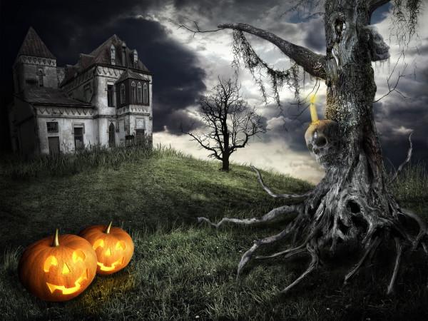 hoteles con encanto para halloween