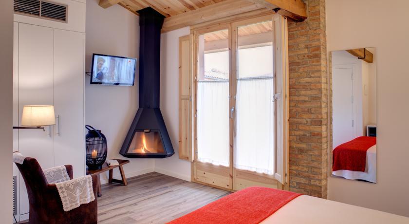 Top 5 rom nticas habitaciones con chimenea for Hoteles con chimenea