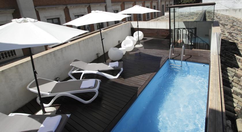 posada del lucero piscina escapadas con encanto en sevilla