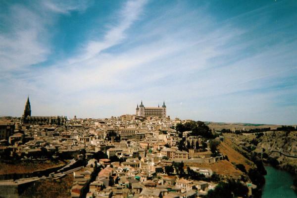 Toledo y hoteles con encanto en Toledo