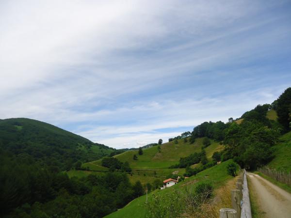 5 vías verdes hoteles con encanto en Navarra