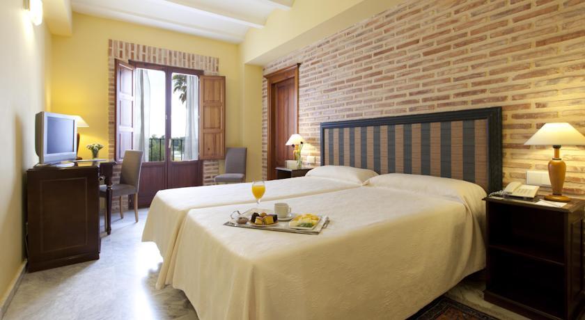 HOTEL CON ENCANTO CERCA DE CASINOS HABITACION