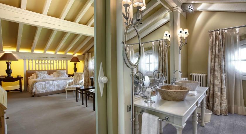hotel rural con encanto iTURREGUI HABITACION