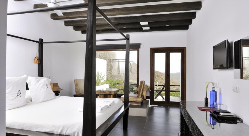 hotel rural con encanto la almendra y el gitano habitacion