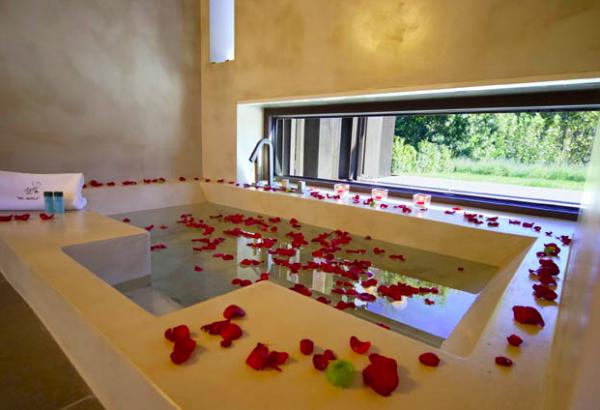 hoteles para escpadas románticas