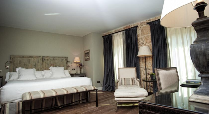 fin de semana en SALAMANCA GRAND HOTEL GREGORIO HABITACION