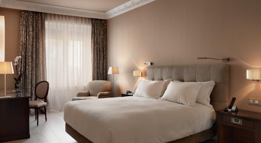 FIN DE SEMANA EN SALAMANCA HOTEL RECTOR HABITACION