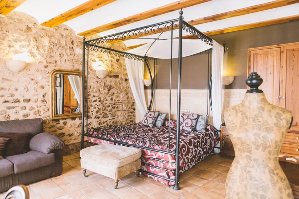 Rom Nticos Hoteles Con Desayuno En La Habitaci N