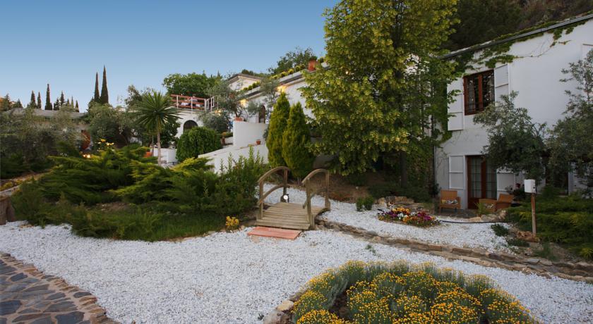 HOTEL CON ENCANTO ECOLOGICO ALMUNIA DEL VALLE