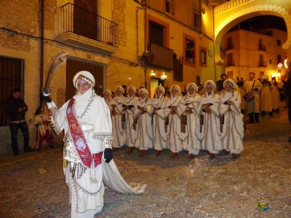 fiesta de san blai moros y cristianos en bocairent