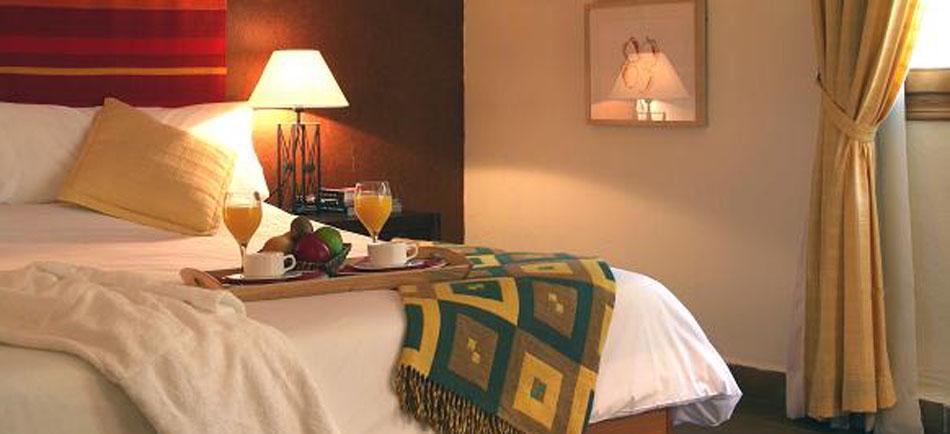hotel con encanto cerca de bocairent habitacion