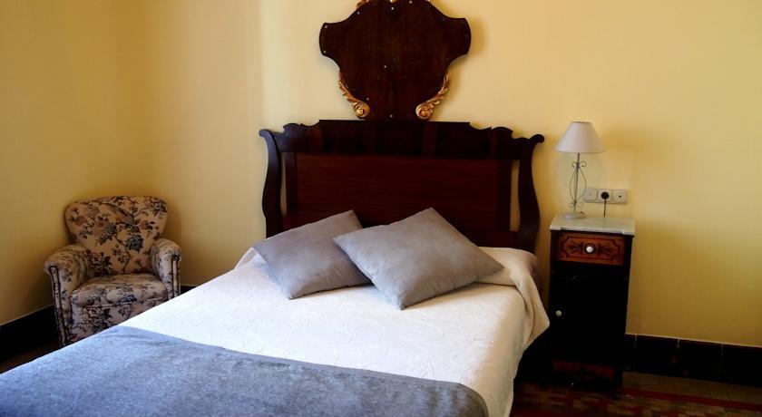hotel con encanto en sitges el xalet habitacion