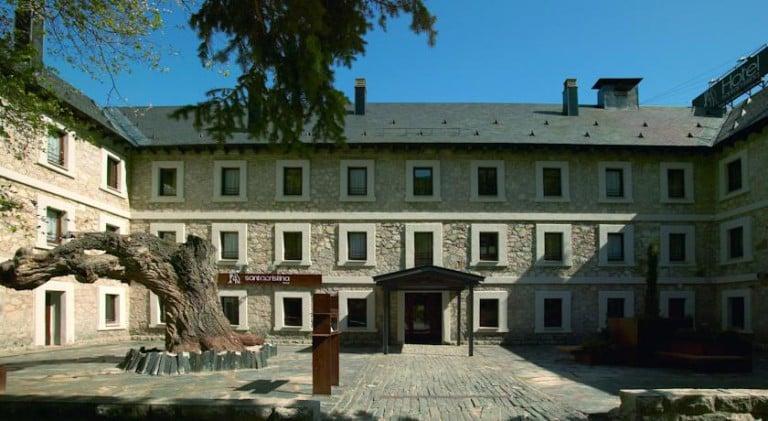 hotel con spa cerca de estaciones de esquí santa cristina